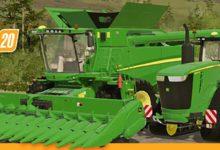Вышло бесплатное обновление для Farming Simulator 20