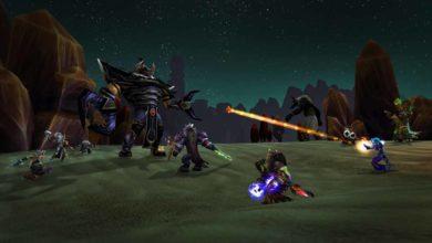 Вы только что были призваны, чтобы помочь военным усилиям Ан'Киража в World of Warcraft Classic