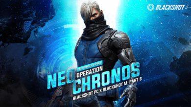 В BlackShot с Operation Neo Chronos: этап 6 добавляют Трэвис Нео, оружие, скины, карты и позывные