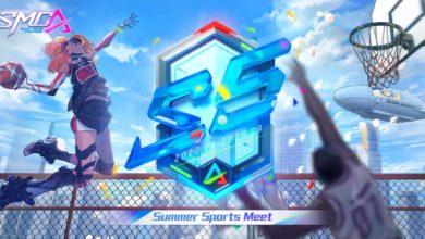 В Super Mecha Champions открыт сезон S5 «Summer Sport Meet»