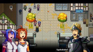 Photo of Двухмерная RPG CrossCode на PS4, Nintendo Switch и Xbox One выйдет 9 июля