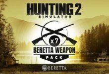 Photo of Для Hunting Simulator 2 стал доступен набор из 7 ружей Beretta