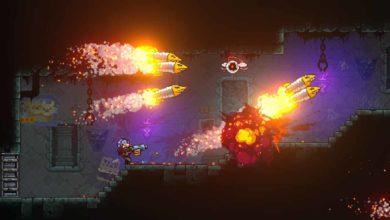 Для Neon Abyss доступна бесплатная демоверсия на Nintendo Switch