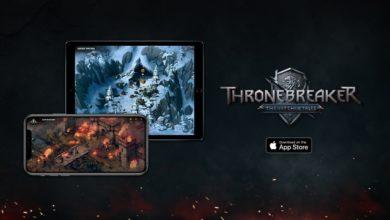 Photo of Кровная вражда: Ведьмак. Истории (Thronebreaker: The Witcher Tales) теперь на iOS