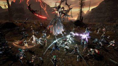 Кроссплатформенная MMORPG V4 стартовала сегодня по всему миру