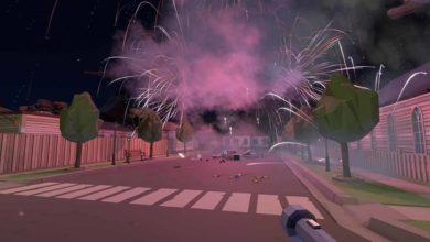 Крупное демо-обновление Fireworks Mania доступно в Steam