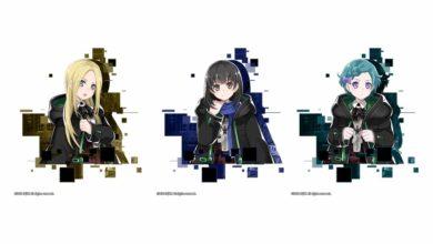 Новые скриншоты истории из Death end re; Quest 2 и новые персонажи Mary, Charlie и Makoto
