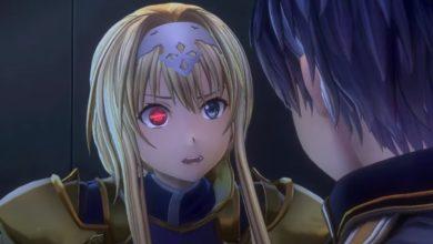 Новый сюжетный трейлер для Sword Art Online: Alicization Lycoris