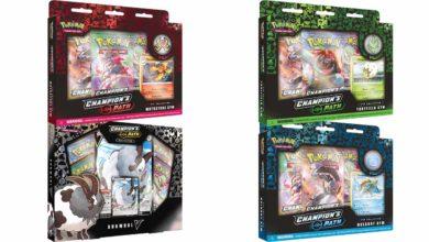 Photo of Поклонники коллекционной карточной игры Pokémon могут пережить свои приключения в Галаре в расширении пути нового чемпиона