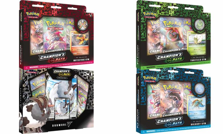 Поклонники Pokémon Trading Card Game могут пережить свои приключения в Галаре в расширении пути нового чемпиона