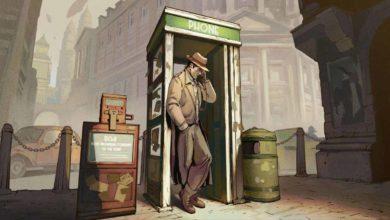 Продажа кофе и расследование будет ждать вас в Coffee Noir