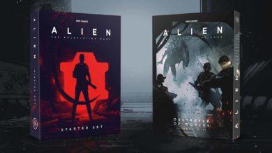 Разрушитель миров для ALIEN RPG стартует 8 сентября вместе со стартовым набором