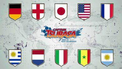 Режимы онлайн в Captain Tsubasa: Rise of New Champions