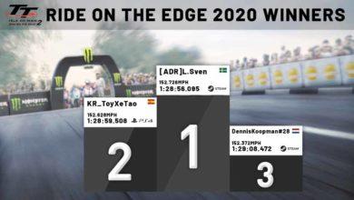 Photo of Соревнования: Июнь был напряженным месяцем для игроков TT Isle of Man – Ride on the Edge 2
