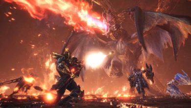 Четвертое бесплатное обновление для Monster Hunter World: Iceborne выходит сегодня для PS4, Xbox One и Steam