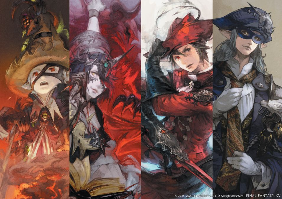 FINAL FANTASY XIV: Stormblood | The Art of the Revolution - Eastern Memories -