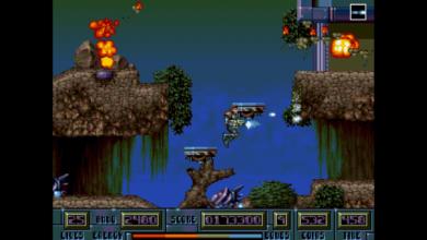 Photo of 16-битная игра Ultracore в жанре «беги и стреляй» вышла на PS Vita