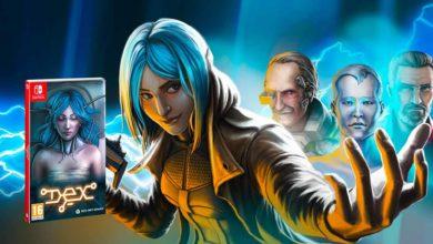 2D-игра в жанре киберпанка DEX получит физическую версию (ограниченную версию) для Nintendo