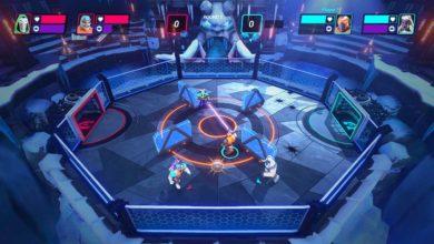 6-минутное видео HyperBrawl Tournament: Введение в игровую механику