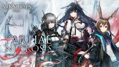 Arknights обновляет свою главную сюжетную линию Partial Necrosis с новой музыкальной темой, созданной популярным DJ Steve Aoki