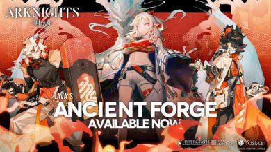 Arknights празднует полугодие с событием Ancient Forge и специальными внутриигровыми наградами