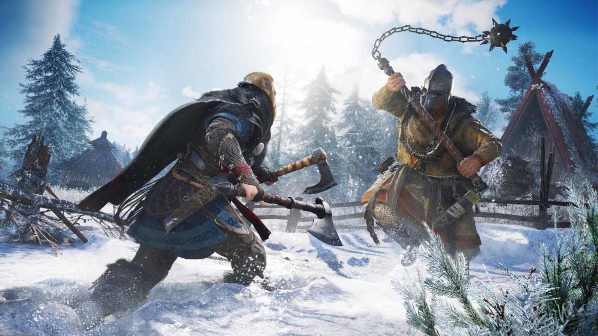 Assassin's Creed Вальгалла на PS5, Xbox Series X, PS4, Xbox One, ПК и Stadia выйдет 17 ноября