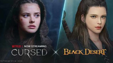 Black Desert запускает кроссовер-контент на основе сериала Проклятая (Cursed) от Netflix