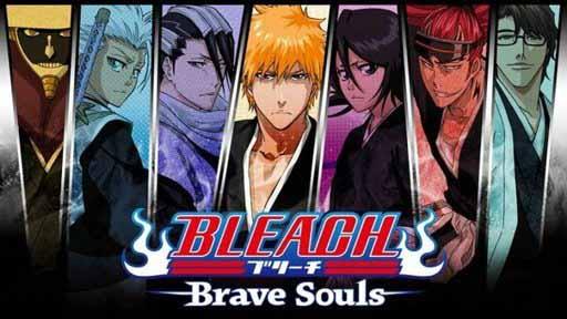 Bleach: Brave Souls - более 1 миллиона загрузок в азиатских регионах и специальная праздничная кампания