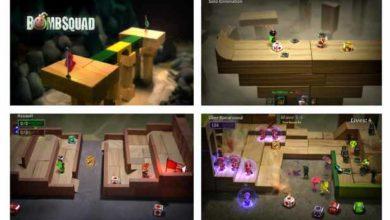 BombSquad - первая анонсированная онлайн-игра, добавленная в библиотеку игр iiRcade