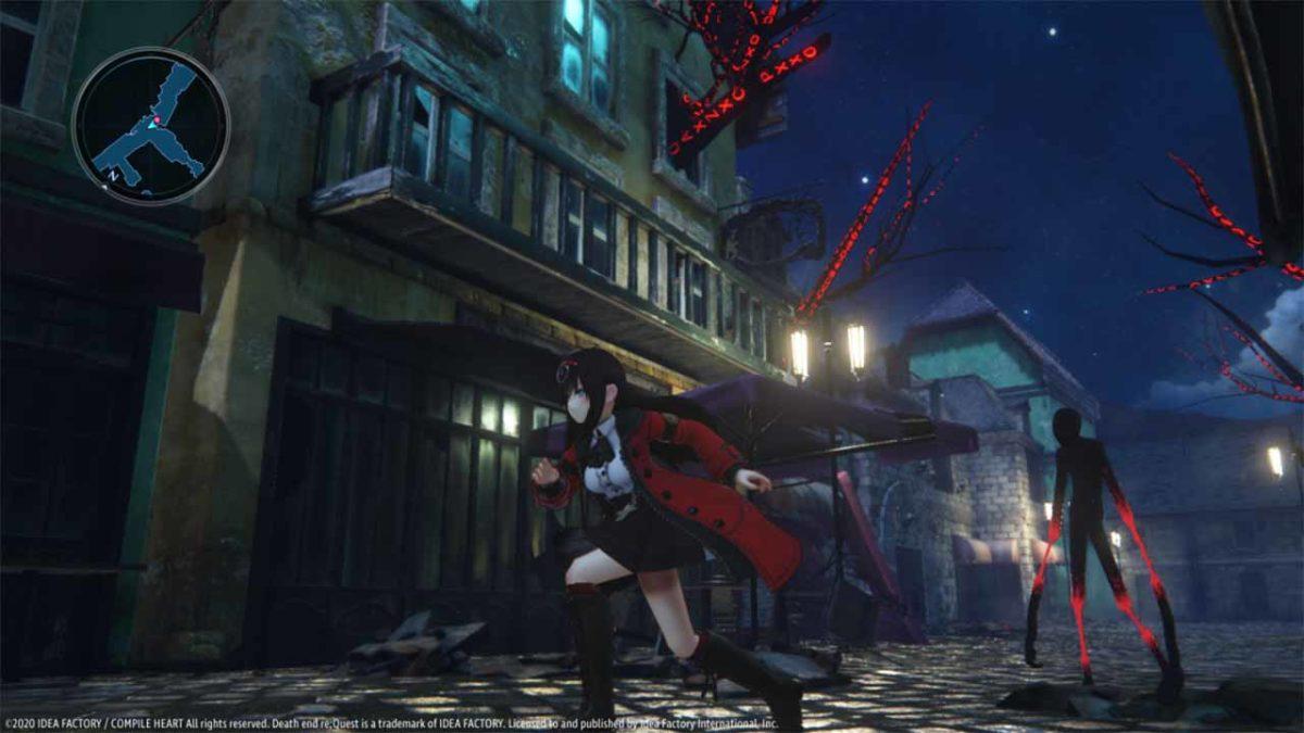 Death end re; Quest 2: Система Разведки