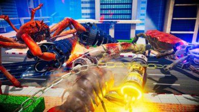 Fight Crab на Nintendo Switch выйдет 15 сентября