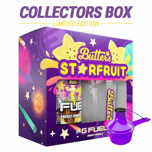 GFUEL Star Fruit будет продаваться в 40-порционных бочках и сборных коробках