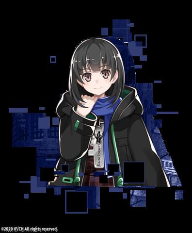 Makoto Framper - Макото Фрампер в Death end re;Quest 2
