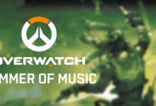 Overwatch объединяется с талантливыми создателями Summer of Music