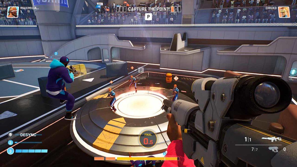Quantum League будет бесплатна в эти выходные в Steam