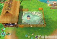 STORY OF SEASONS: Friends of Mineral Town теперь на Nintendo Switch