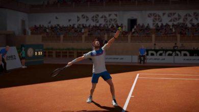 Tennis World Tour 2: Первый геймплейный ролик