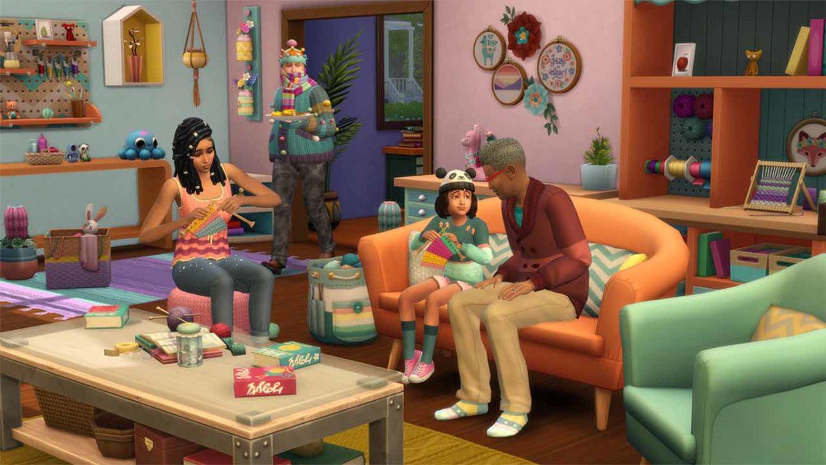 The Sims™ 4 Нарядные Нитки Каталог выйдет 28 июля