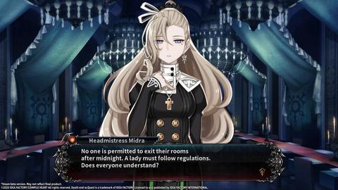 Новые скриншоты истории из Death end re; Quest 2