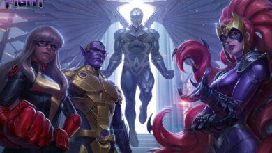 В MARVEL Future Fight появились новые персонажи и униформа Нелюдей и Людей Икс