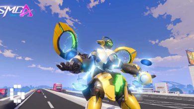 В Super Mecha Champions появился новый мех Болтус - манипулятор молнии