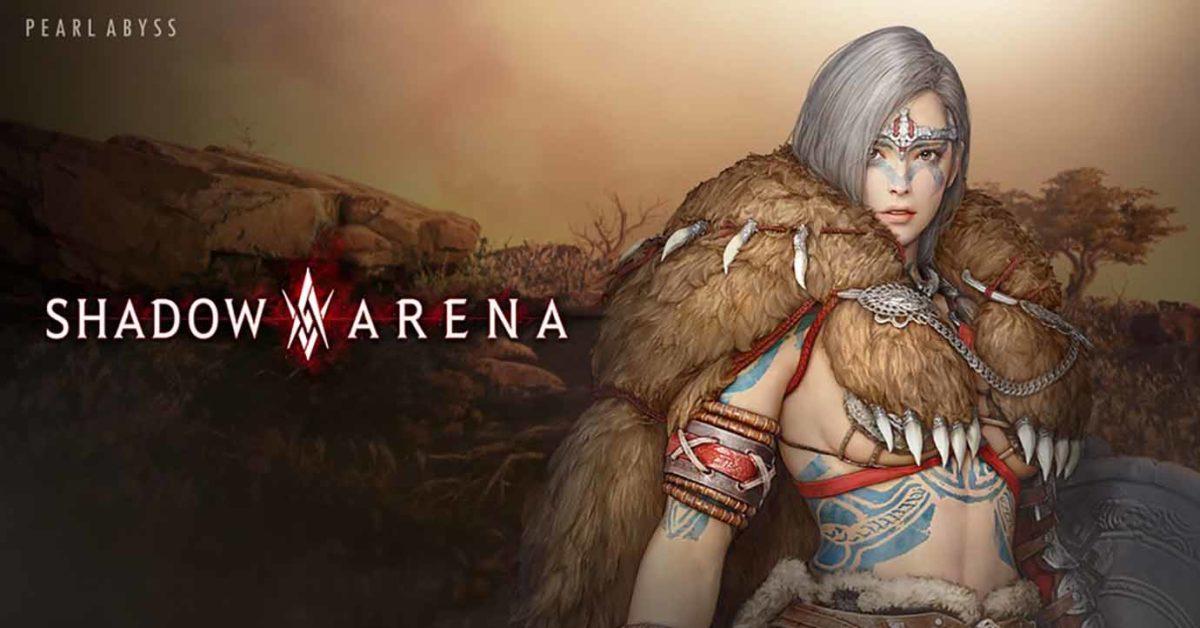 Женщина-воин Игрид присоединилась к Shadow Arena