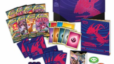 Новая коллекционная карточная игра с покемонами: Sword & Shield получает расширение Darkness Ablaze