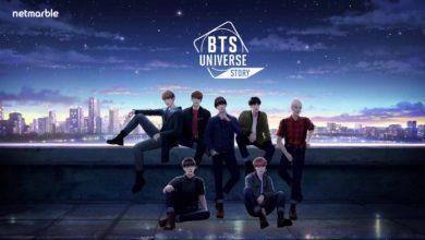 Новая мобильная игра BTS Universe Story доступна для предварительной регистрации