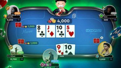 Photo of Новая мобильная игра MONOPOLY Poker запустилась во всем мире