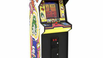 """Приятель, можешь дать """"четвертак"""" на игровой автомат, что бы поиграть в Dig Dug?"""