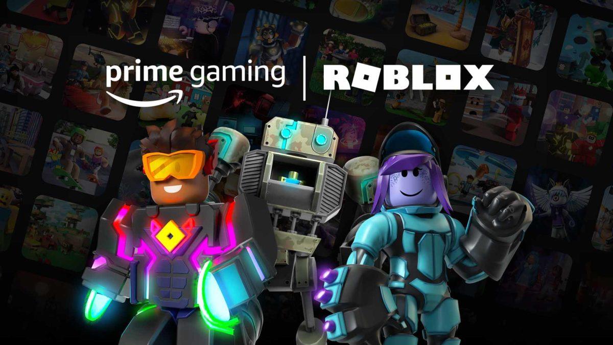 Разблокируйте новые эксклюзивные предметы на Roblox с Prime Gaming