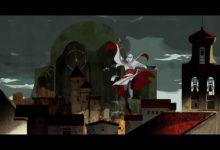 Photo of Эцио (Ezio) из Assassin's Creed совершает прыжок веры в AFK Arena