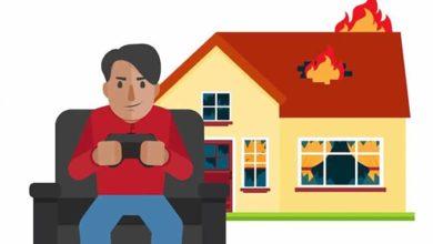 1 из 10 геймеров предпочли бы, чтобы их дом был разрушен, чем их данные о сохранении игры
