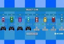 2D-гоночная игра Total Arcade Racing выходит сегодня в раннем доступе Steam